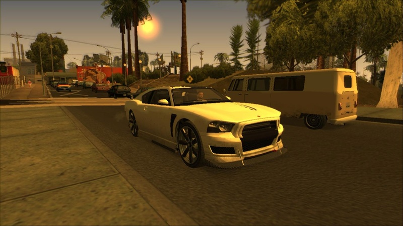 Buffalo GTA V - Adaptado ao GTA SA Galler18