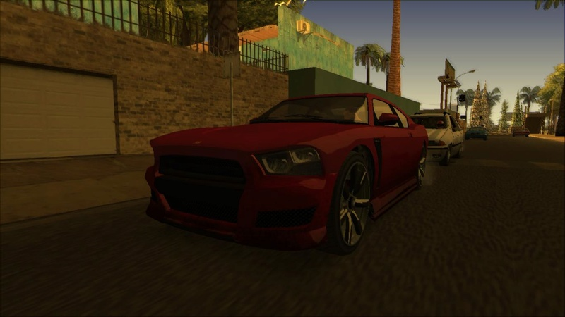 Buffalo GTA V - Adaptado ao GTA SA Galler19