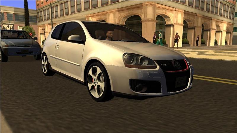 VW Golf Mk5 GTi - Stock Tunable para GTA SA Galler43