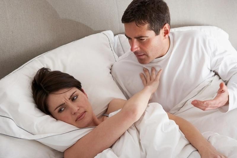 تعرفي معنا علي أسباب  نفورالزوجة من العلاقة الحميمة مع زوجها 14187210