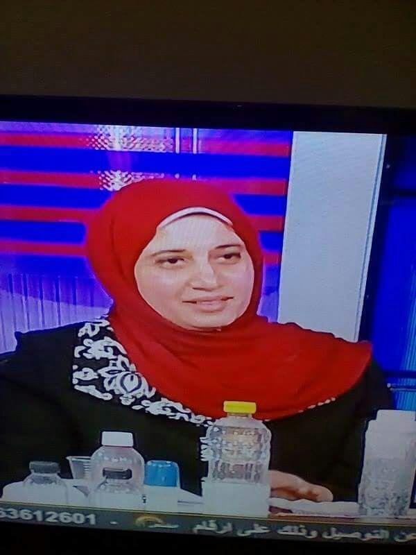 حلقة جديدة مع الست مفيدة علي برنامج البيت قناة القنال الفضائية المصرية تعابعونا  Img-2010