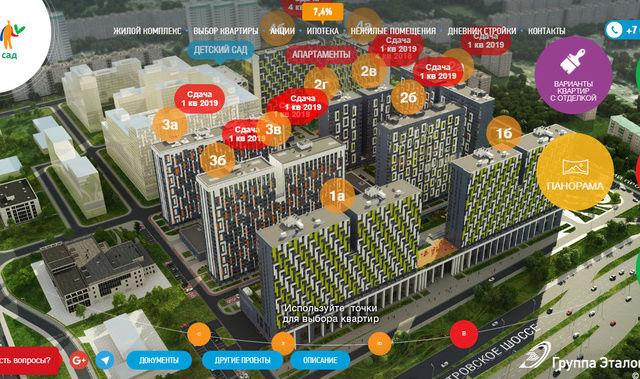 По неподтвержденным данным. Какие квартиры будут после перепланировки в корпусах 1а и 1б? Kacair11