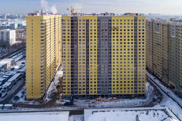 """На ЖК """"Летний сад"""" - начался монтаж фасадных конструкций! Теплозвукоизоляция под ними - лучше, чем у соседнего ЖК """"Город"""" - Страница 4 Mhfltw10"""