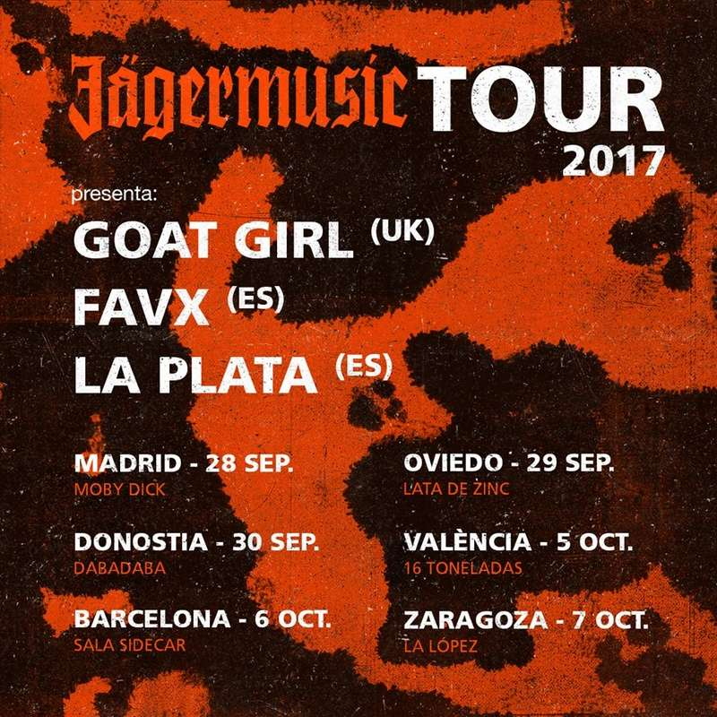 Goat Girl - rocky/grungy/punk - Rock oscuro y sutil - Escena sur de Londres 18951410