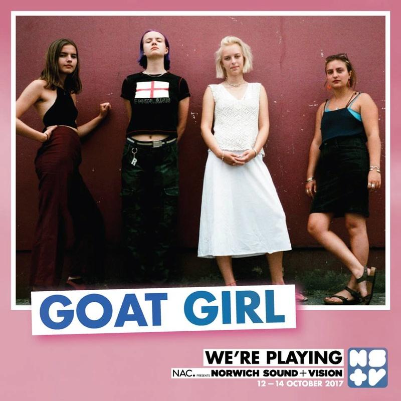 Goat Girl - rocky/grungy/punk - Rock oscuro y sutil - Escena sur de Londres 22365510