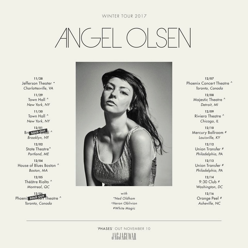 """Angel Olsen - """"All Mirrors"""" Nuevo disco el 4 de octubre - Página 10 23032310"""