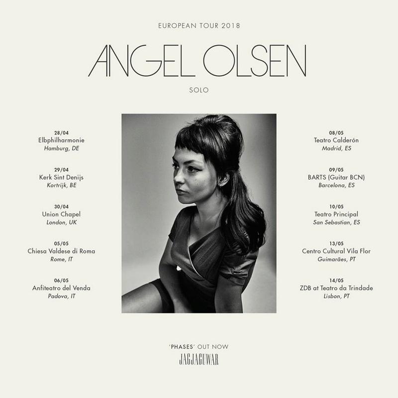 """Angel Olsen - """"All Mirrors"""" Nuevo disco el 4 de octubre - Página 13 24862211"""