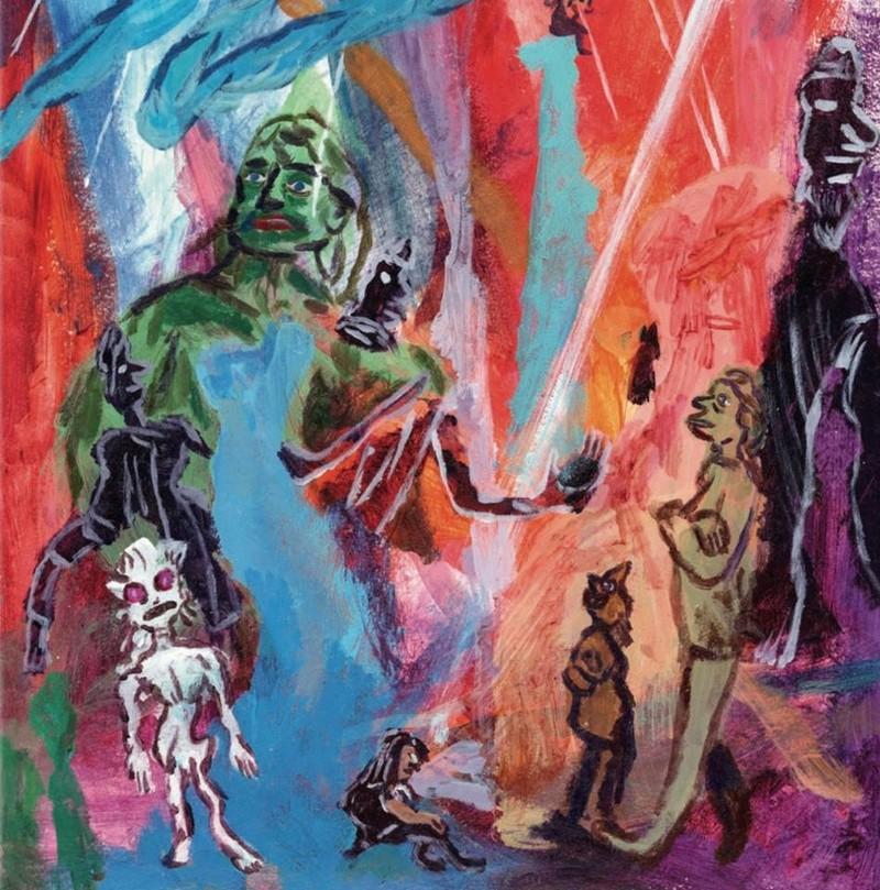 Goat Girl - rocky/grungy/punk - Rock oscuro y sutil - Escena sur de Londres 27545410