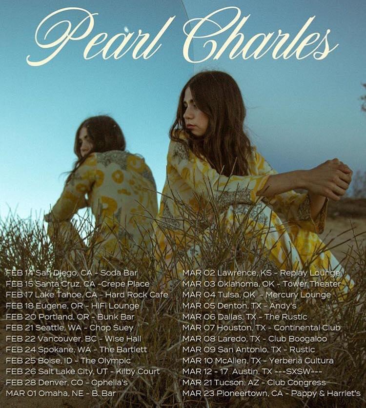 "Pearl Charles - ""Magic Mirror"" (15.01.21) - rock, country, folk, pop, americana, psicodelia, desert - Los Ángeles, CA 27751610"