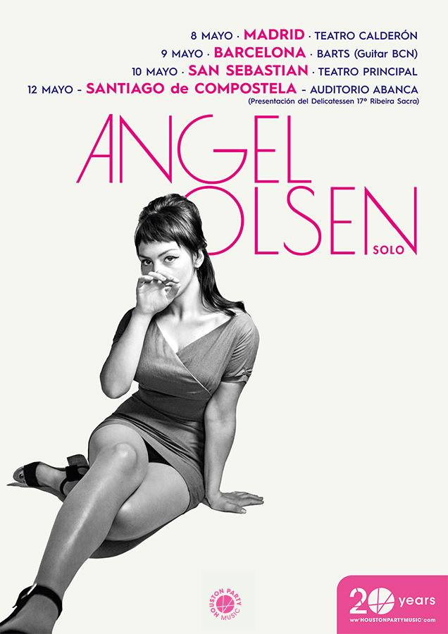 """Angel Olsen - """"All Mirrors"""" Nuevo disco el 4 de octubre - Página 15 29356710"""