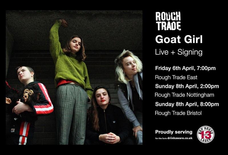 Goat Girl - rocky/grungy/punk - Rock oscuro y sutil - Escena sur de Londres - Página 2 29414510