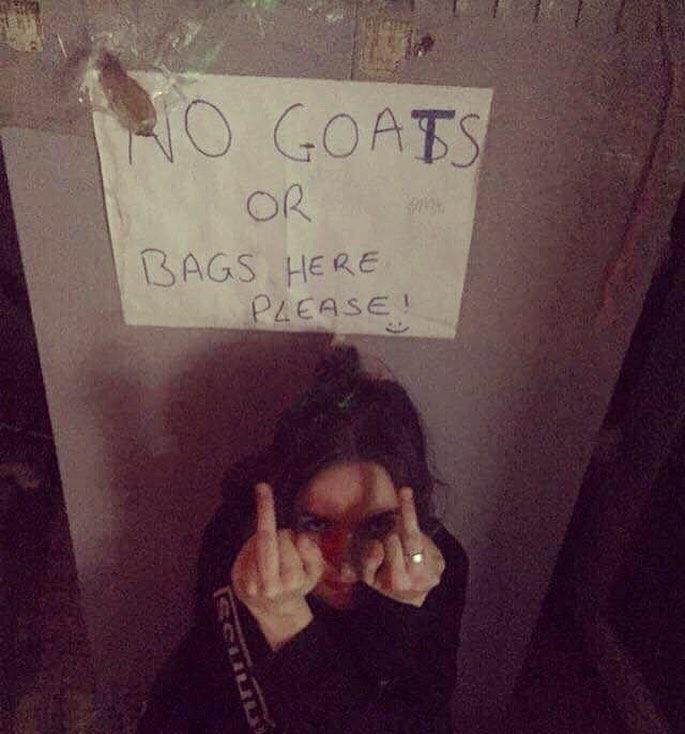 Goat Girl - rocky/grungy/punk - Rock oscuro y sutil - Escena sur de Londres - Página 2 29417610