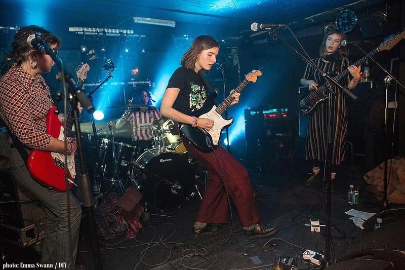 Goat Girl - rocky/grungy/punk - Rock oscuro y sutil - Escena sur de Londres - Página 2 980x10