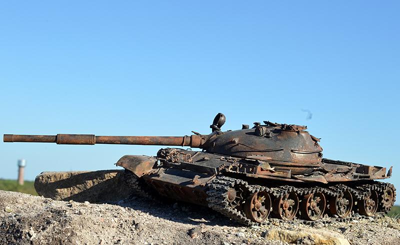 Т-62… мод. 72-года… ЖЁСТКИЙ ВЕТЕР АФГАНА…  00121