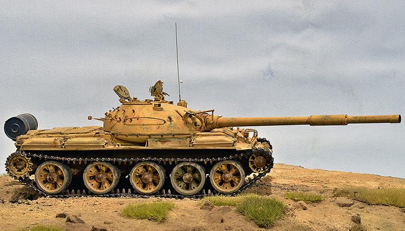Т-62. Мод. 72 г. ЧУГУН-АРБА… 00310