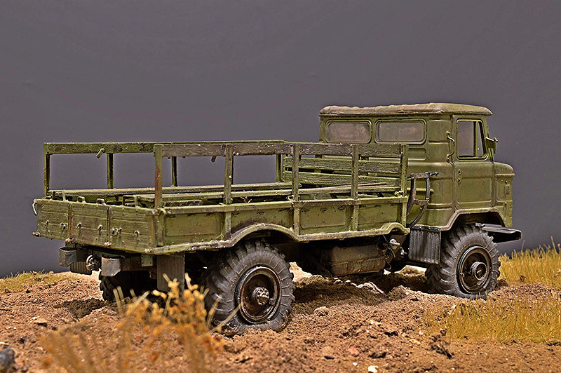 ГАЗ-66 00413