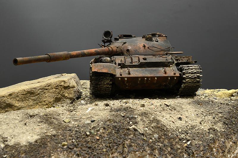 Т-62… мод. 72-года… ЖЁСТКИЙ ВЕТЕР АФГАНА…  00520