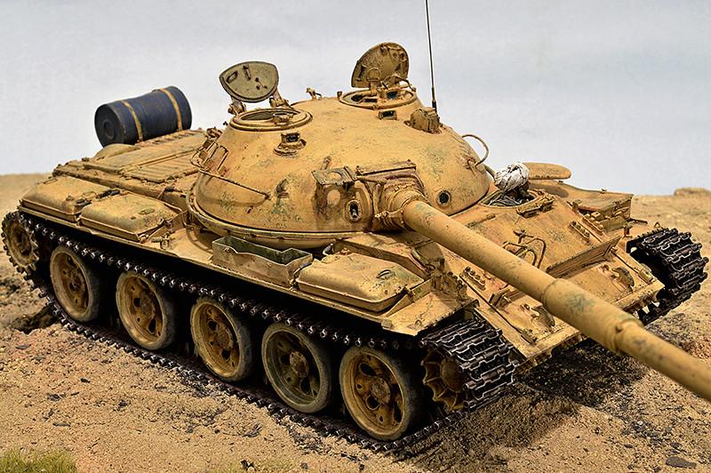 Т-62. Мод. 72 г. ЧУГУН-АРБА… 00610
