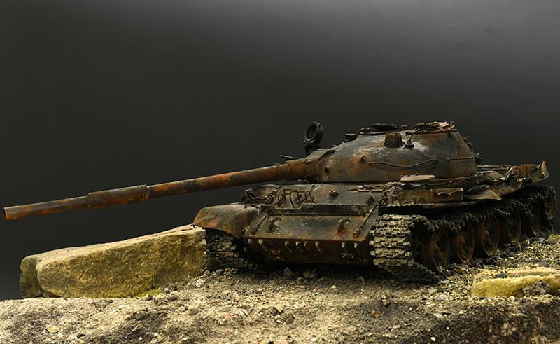 Т-62… мод. 72-года… ЖЁСТКИЙ ВЕТЕР АФГАНА…  00620