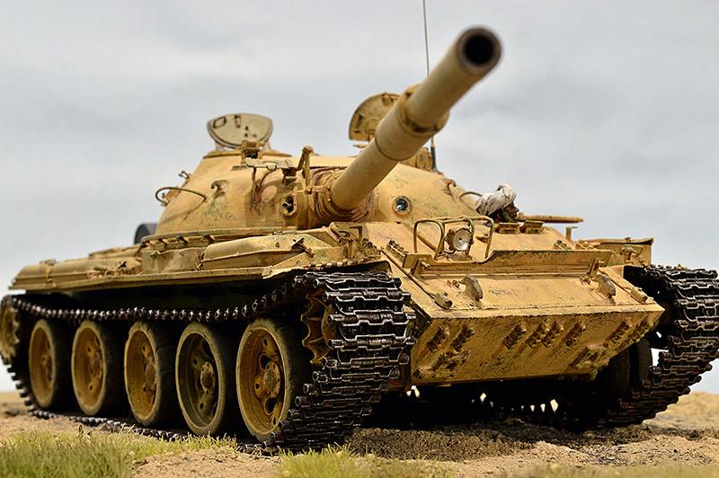 Т-62. Мод. 72 г. ЧУГУН-АРБА… 00710