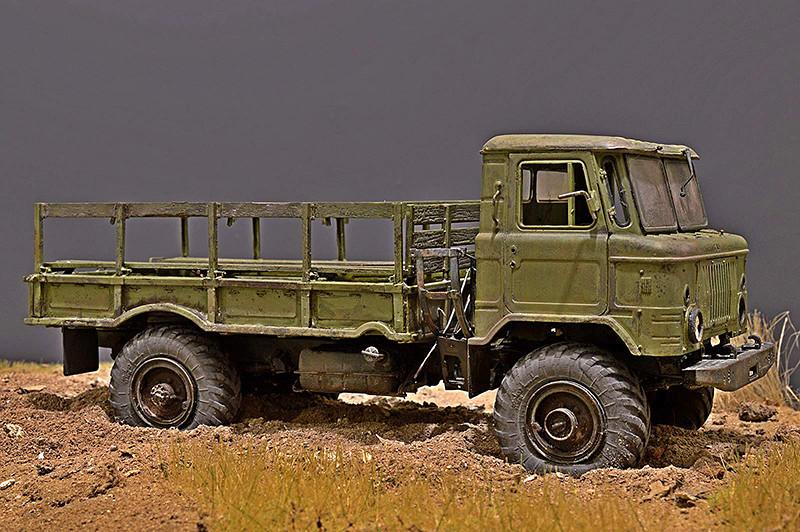 ГАЗ-66 00714