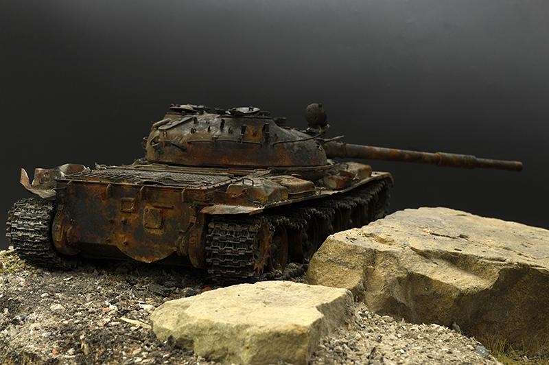 Т-62… мод. 72-года… ЖЁСТКИЙ ВЕТЕР АФГАНА…  00721