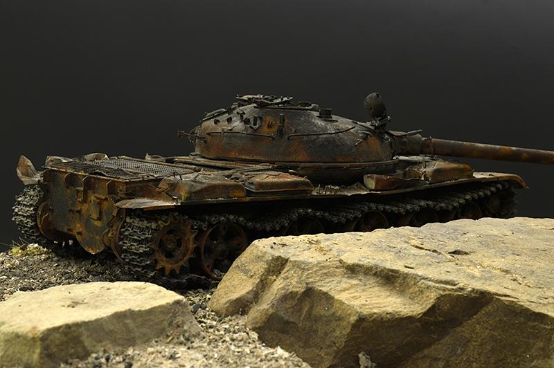 Т-62… мод. 72-года… ЖЁСТКИЙ ВЕТЕР АФГАНА…  00821
