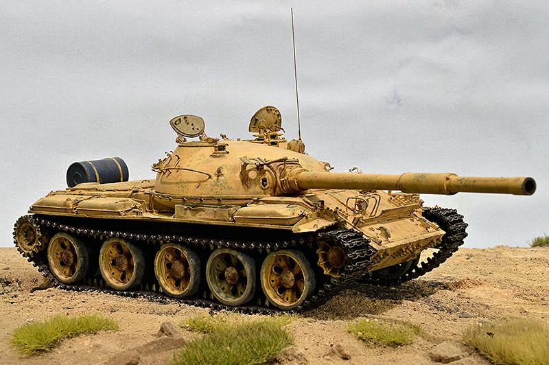 Т-62. Мод. 72 г. ЧУГУН-АРБА… 00910
