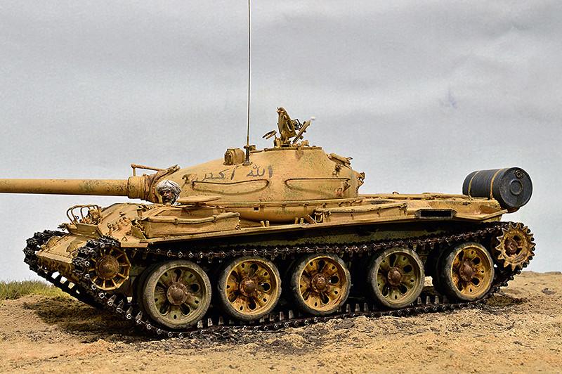 Т-62. Мод. 72 г. ЧУГУН-АРБА… 01010