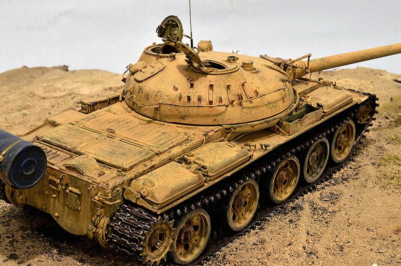 Т-62. Мод. 72 г. ЧУГУН-АРБА… 01110