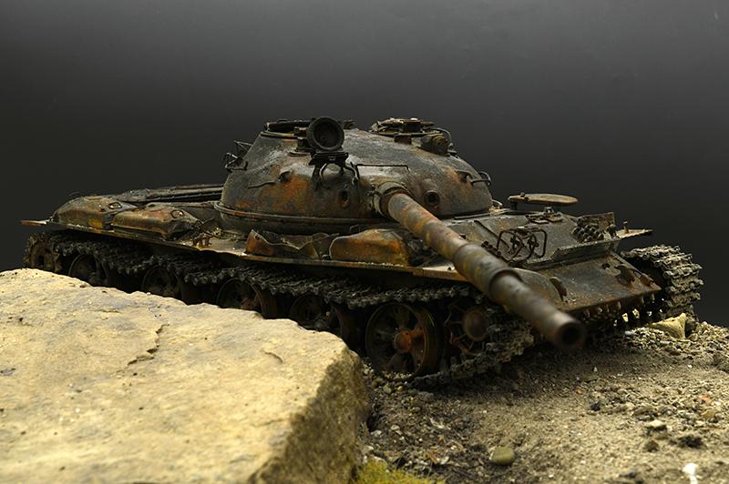 Т-62… мод. 72-года… ЖЁСТКИЙ ВЕТЕР АФГАНА…  01121