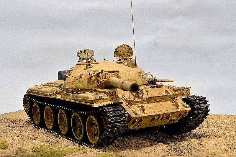 Т-62. Мод. 72 г. ЧУГУН-АРБА… 01210