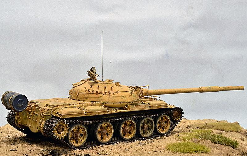 Т-62. Мод. 72 г. ЧУГУН-АРБА… 01310