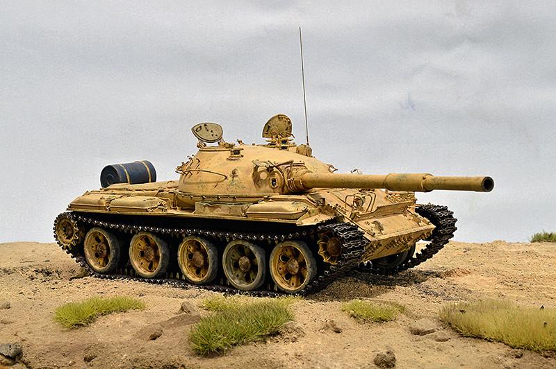 Т-62. Мод. 72 г. ЧУГУН-АРБА… 01410