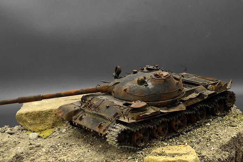 Т-62… мод. 72-года… ЖЁСТКИЙ ВЕТЕР АФГАНА…  01420