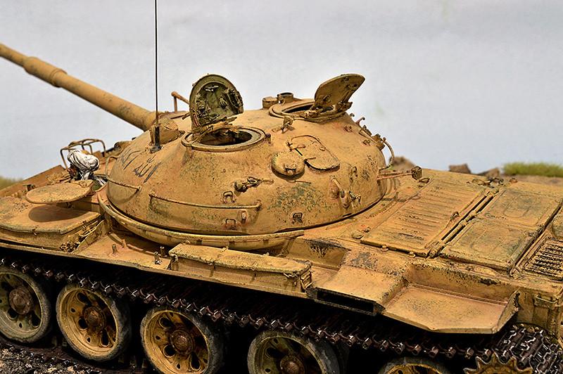Т-62. Мод. 72 г. ЧУГУН-АРБА… 01610