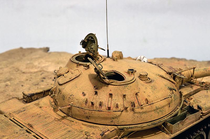 Т-62. Мод. 72 г. ЧУГУН-АРБА… 01710