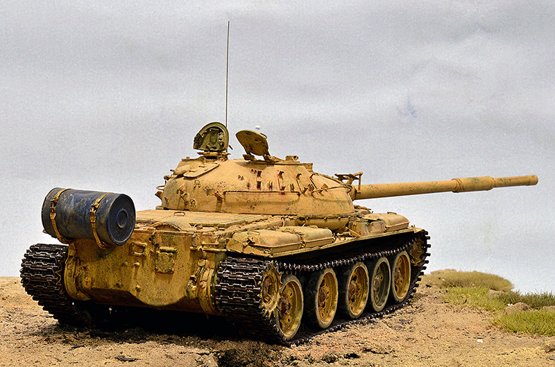 Т-62. Мод. 72 г. ЧУГУН-АРБА… 01810