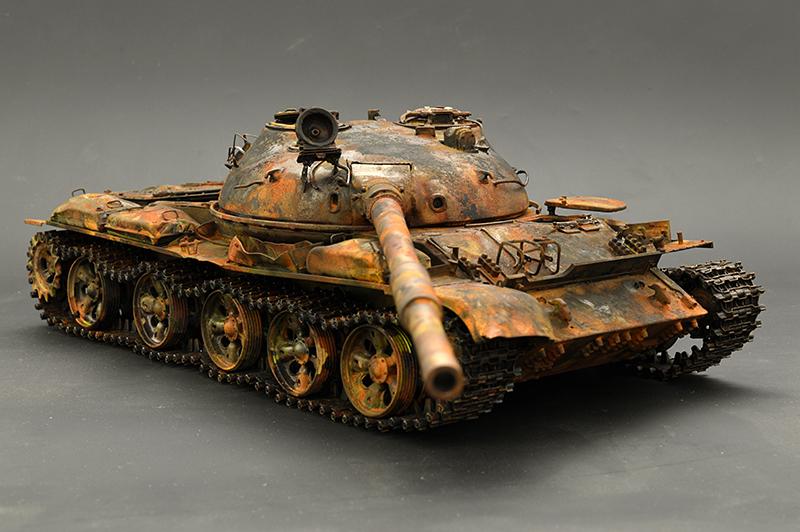 Т-62… мод. 72-года… ЖЁСТКИЙ ВЕТЕР АФГАНА…  01820