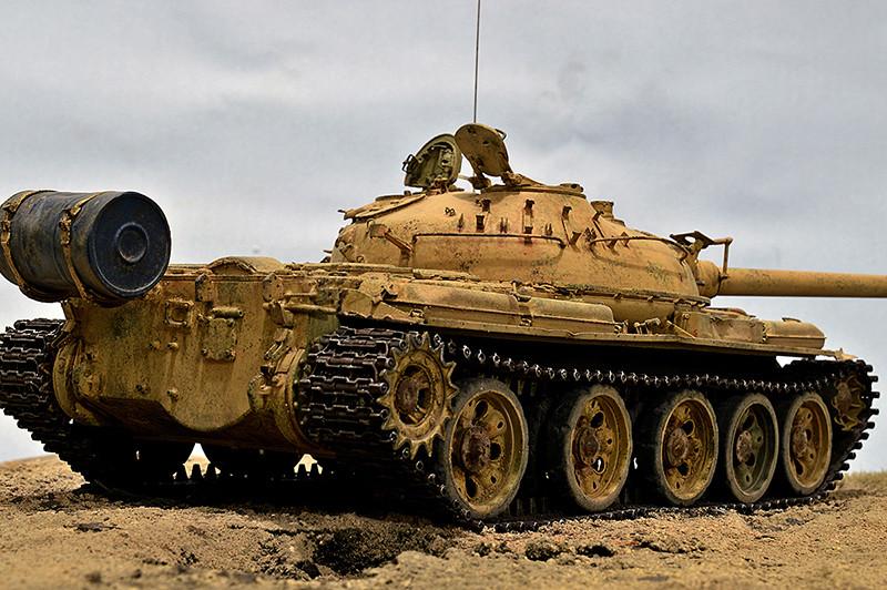Т-62. Мод. 72 г. ЧУГУН-АРБА… 02110