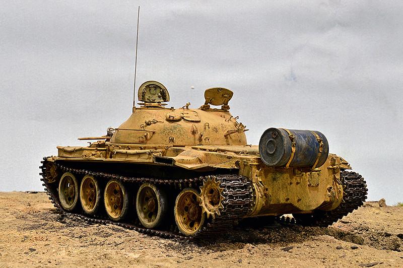 Т-62. Мод. 72 г. ЧУГУН-АРБА… 02211