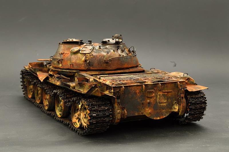 Т-62… мод. 72-года… ЖЁСТКИЙ ВЕТЕР АФГАНА…  02218