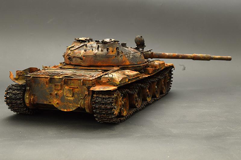 Т-62… мод. 72-года… ЖЁСТКИЙ ВЕТЕР АФГАНА…  02515
