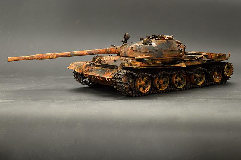 Т-62… мод. 72-года… ЖЁСТКИЙ ВЕТЕР АФГАНА…  02612