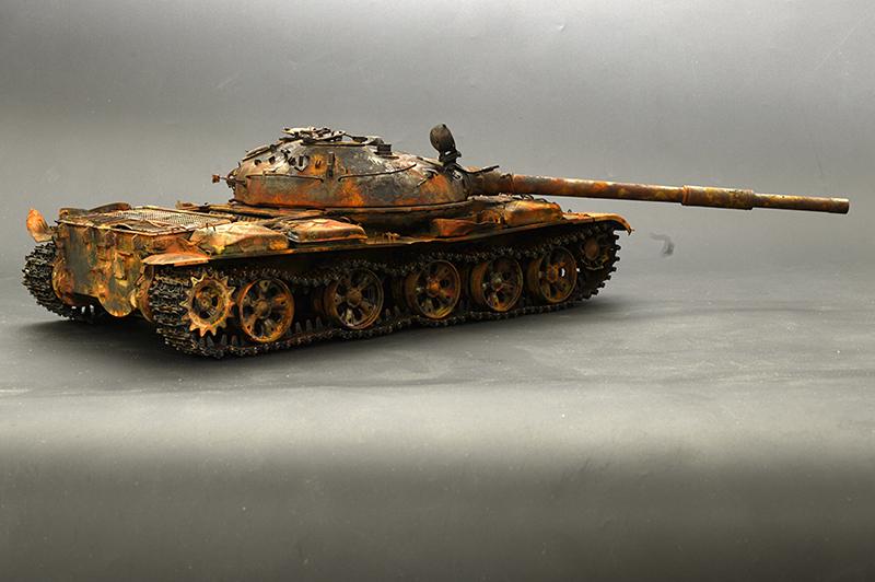 Т-62… мод. 72-года… ЖЁСТКИЙ ВЕТЕР АФГАНА…  02712