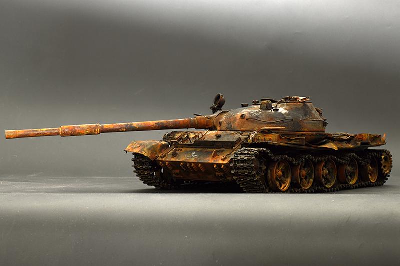Т-62… мод. 72-года… ЖЁСТКИЙ ВЕТЕР АФГАНА…  02912