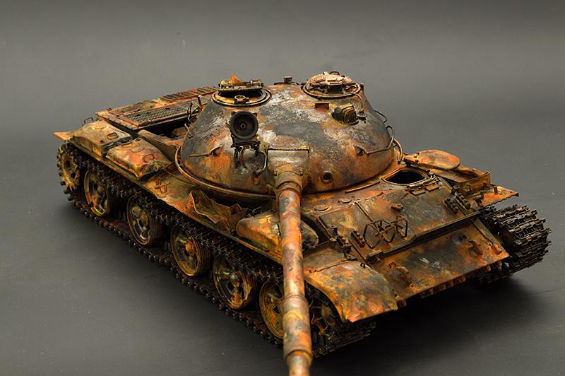 Т-62… мод. 72-года… ЖЁСТКИЙ ВЕТЕР АФГАНА…  03012