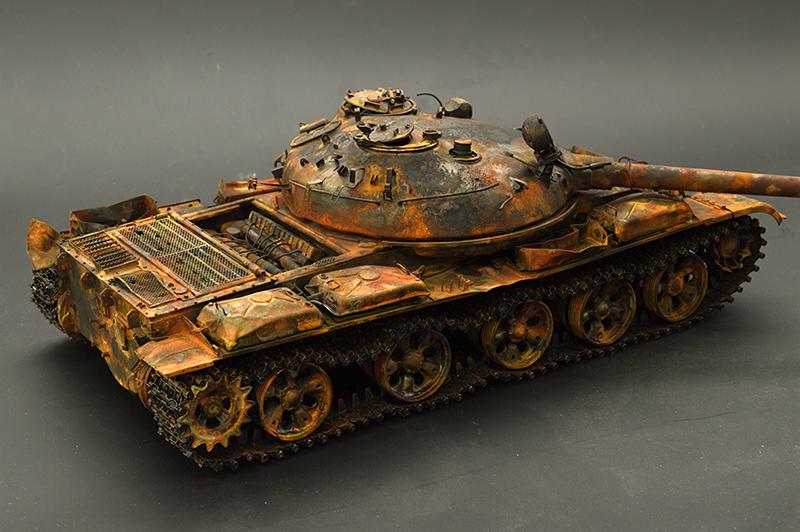 Т-62… мод. 72-года… ЖЁСТКИЙ ВЕТЕР АФГАНА…  03112
