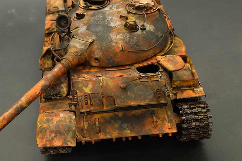 Т-62… мод. 72-года… ЖЁСТКИЙ ВЕТЕР АФГАНА…  03511