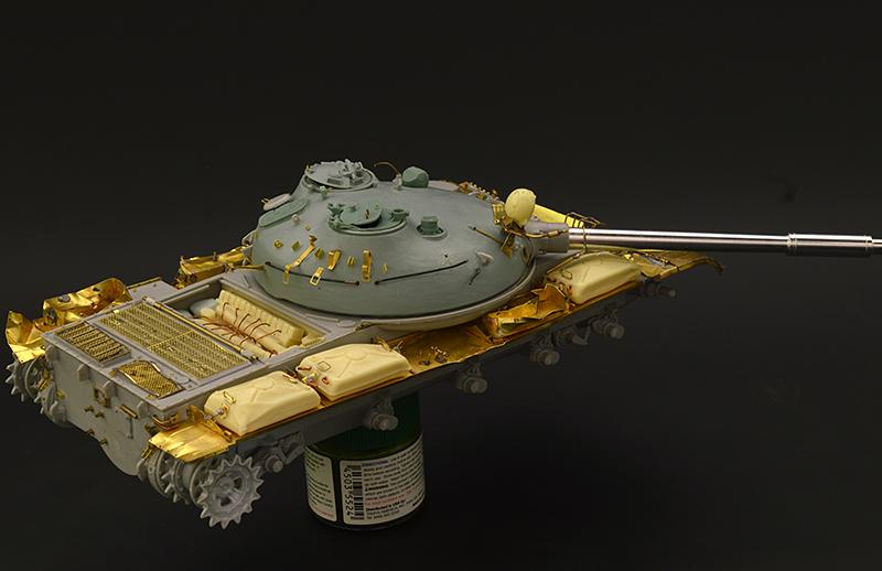 Т-62… мод. 72-года… ЖЁСТКИЙ ВЕТЕР АФГАНА…  03811